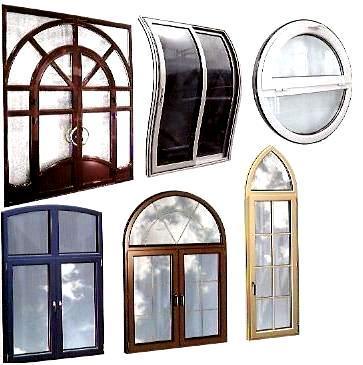 Алюмінієві вікна