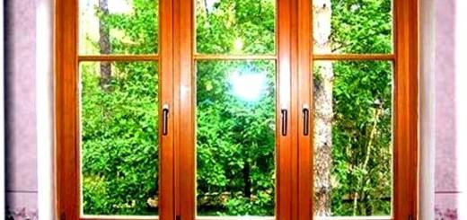 Переваги дерев'яних вікон