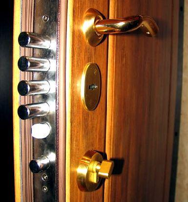 Класифікація металевих дверей