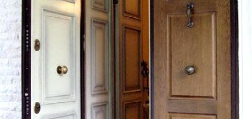 Двері та їх придбання