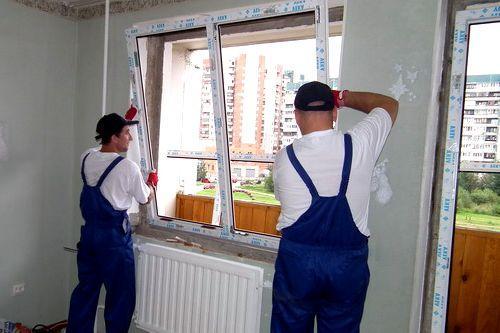 Правила монтажу вікон