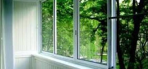 Технологія скління балкона