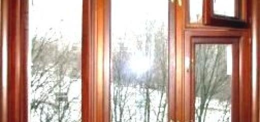 украшение деревянных окон