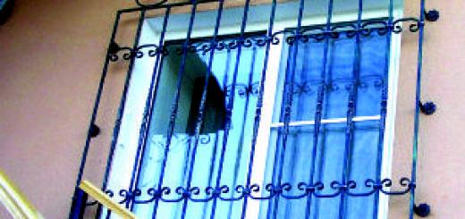 Віконна броня решітки, ставні, рольставні