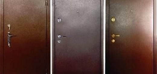 Терміни та визначення дверей