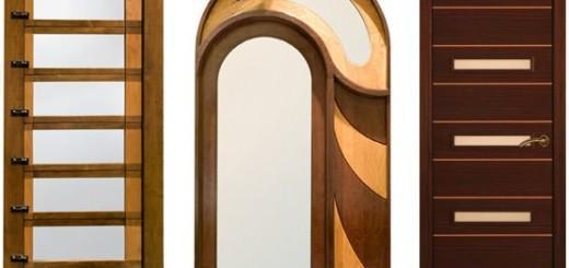 Види міжкімнатних дверей