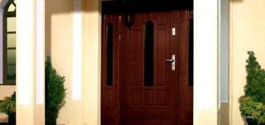 Найміцніші зовнішні двері