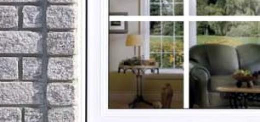 Участь дизайнера у виборі пластикових вікон