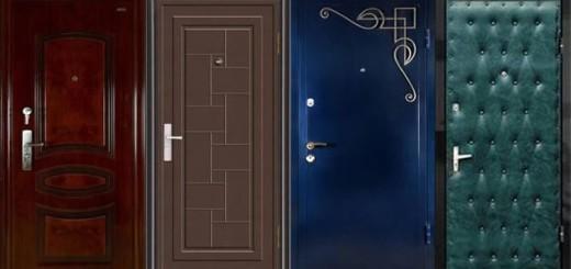 Вибираємо металеві двері