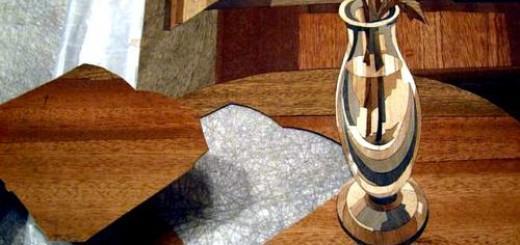 Художня обробка дерев'яних дверей