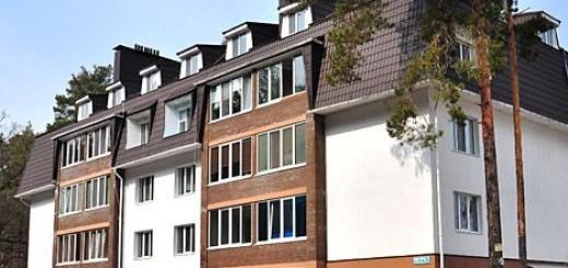 квартири в Ірпені