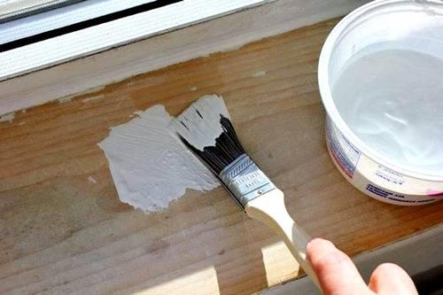 правильно пофарбувати вікно