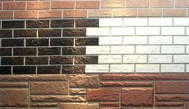 Види фасадних панелей