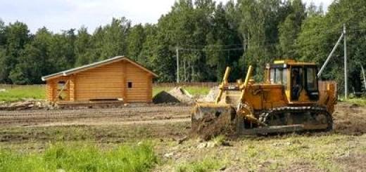 Готуємо ділянку до будівництва