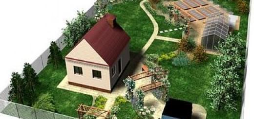 Норми забудови та планування ділянки