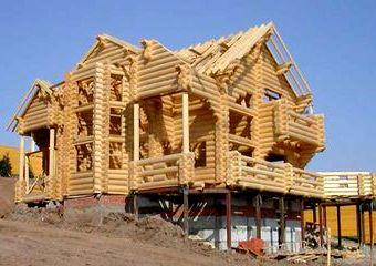 Монтаж будинку