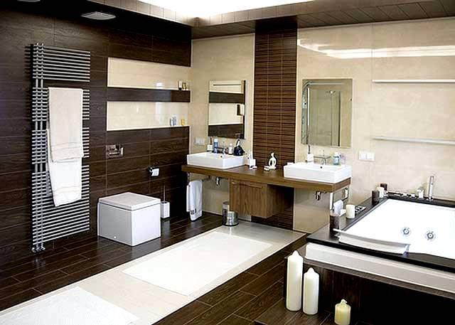 дизайн комфортною ванної