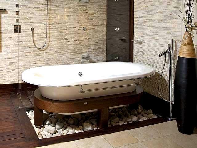 оформлення ванної