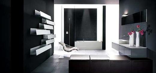 сучасні інтер'єри ванних