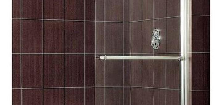 скляні штори для ванної