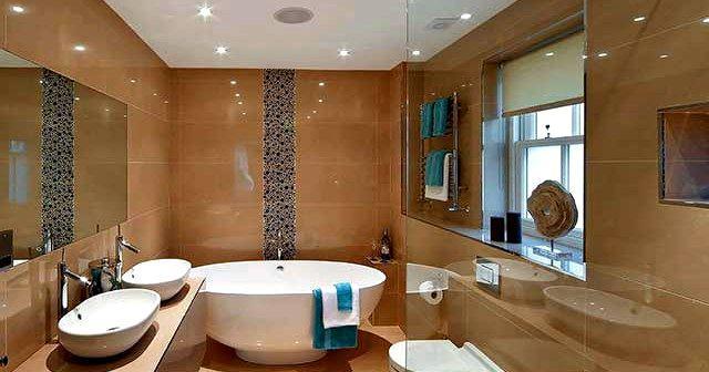 дизайн красивою ванної