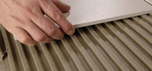 Як правильно вибрати плитковий клей? Поради