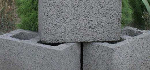 Переваги стінових бетонних блоків