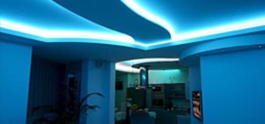 Переваги світлодіодної стрічки. Поради щодо вибору даного виду освітлення