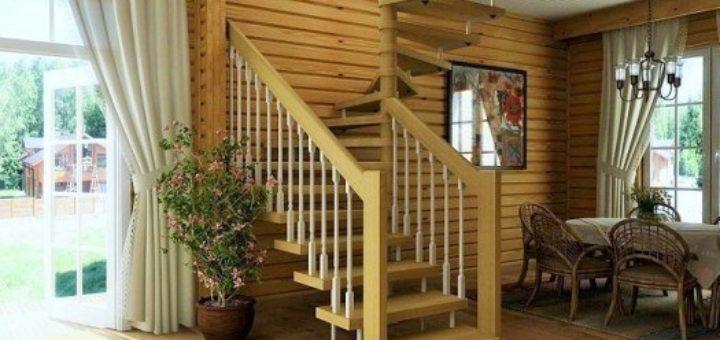 будівництва сходів