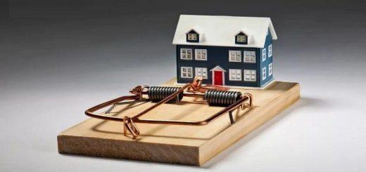 Шахраї та хитрості в сфері нерухомості
